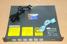 CISCO WS-C4912G Gigabit Network Switch 6GBIC 12 1000Base-X1B3 6MthWtyTaxInv