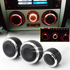 AC Heater Climate Knob Control Buttons Switch For VW GOLF PLUS Rabbit Beetle A5