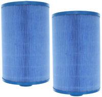 2 Pack Spa Filters - Fits Unicel 6CH-940RA, Pleatco PWW50P3-M, Filbur FC-0359M