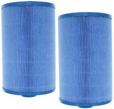 2 Pack Spa Filters - Fits Unicel 6CH-940RA, Pleatco PWW50-M, Filbur FC-0359M