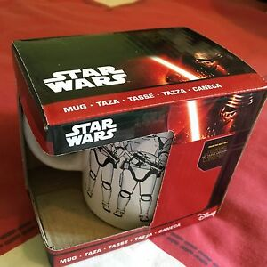 Star Wars Stormtrooper Mug with Small Defect