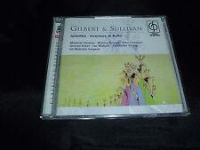 Arthur Sullivan - Gilbert & Sullivan Iolanthe Overture di Ballo DOUBLE CD 2008