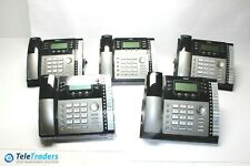 LOT OF 5 RCA ViSys 25424RE1 4-Line Expandable System Phone NO POWER SUPPLY
