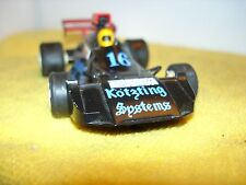 Scalextric Brabham F1 C120 BT44B black slot car 1/32 offered by MTH