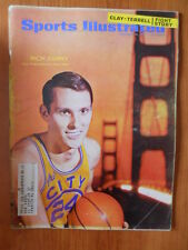 Sports Illustrated #13 1967  - Rick Barry San Francisco's new idol  [D24]