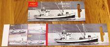 Iceland Booklet 2005 #3 Old Fishing Vessels 4x 95 kr - MNH - Excellent!