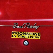 BRAD PAISLEY MOONSHINE IN A TRUCK CD NEW