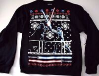 New Star Wars ugly sweater sweatshirt Christmas Holiday men's sizes 2XL