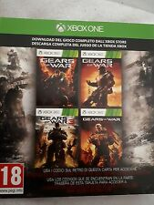 GEARS OF WAR 1-2-3 e Judgment DIGITALE XBOX ONE - XBOX 360