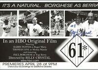 Paul Borghese Autogrammkarte mit Unterschrift original signiert  AK TOP 4732 UH
