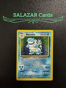 Pokemon Blastoise Holo Set Base 2/102