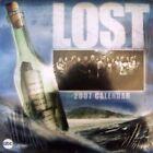 WALL CALENDAR - ABC OFFICIAL TV LOST 2007 COLLECTOR CALENDAR - SEALED - RARE