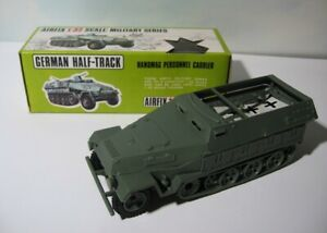 Airfix 1:32 Military Series  German Hanomag Half Track 1836   OSS  in Box   1971