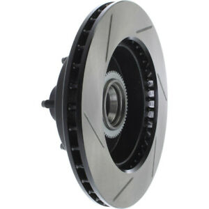 StopTech Slotted Sport Brake Rotor - st126.65040SL