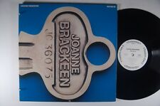 JOANNE BRACKEEN Keyed In PROMO LP TAPPAN ZEE Columbia JC 36075 Jack DeJohnette