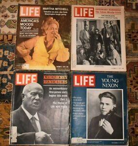 Life Magazine Lot 1970