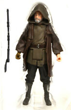 "Loose Star Wars Luke Skywalker Jedi Exile Figure 3 3/4"" Series The Last Jedi EP8"