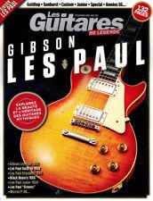 Les Guitares de Légende N°5 - GIBSON LES PAUL