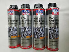 New Liqui Moly Anti Friction Engine Treatment Oil Additive 300ml 2009 Set Of 4