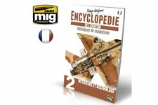 AMMO OF MIG A.MIG-6071 Encyclopédie Tech Aviation Vol2 Int Assemblage French