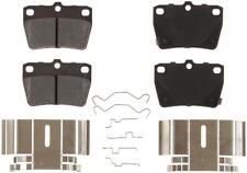 Disc Brake Pad Set-Disc Rear Bendix D1051 fits 2004 Toyota RAV4