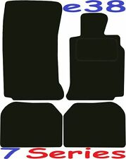 Deluxe Quality Car Mats for Bmw 7 Series e38 94-02 ** Tailored for Perfect fit ;