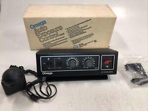Omega Auto Exposure Control CS-25 480-700  With Box Photography Camera Vintage