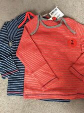Next Boys' Striped T-Shirts & Tops (0-24 Months)