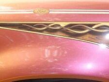 WOOD PANEL  Flame decals HHR Pt Cruiser Mustang Camaro Ram Hot Rod ratrod Mopar