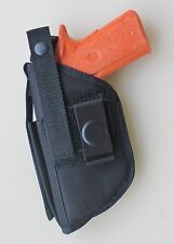 "Holster for COLT 45 1911 & SPRINGFIELD A1 with Underbarrel Laser 4 1/2""- 5"" BBL"
