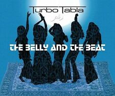 TURBO TABLA-BELLY & THE BEAT CD NEW