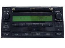 TOYOTA Rav4 4Runner Yaris Celica Highlander MR2 Radio Stereo MP3 CD Player 11807