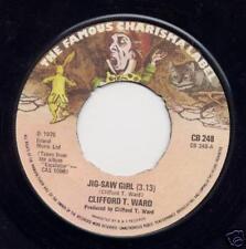 """CLIFFORD T. WARD - UK SINGER SONG WRITER '75 UK 7"""""""