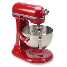 New Kitchenaid stand mixer 450-W 5-QT 10-Speed KV25GOXer Empire Red