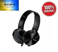 SONY MDR-XB450AP Extra Bass Smartphone Headset Stereo Headphones with Microphone