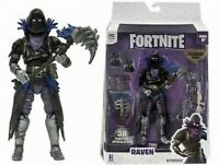 "Fortnite Legendary Series Raven 6"" inch Action Figure New Epic Games Jazwares"