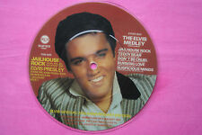 EP 45T picture disc / Elvis Presley / Jailhouse / 25aniv / RCA / RCPA 1028 / EX