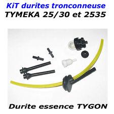 Kit Tuyau durite essence Tronconneuse elageuse TYMEKA 25/30 et 25/35