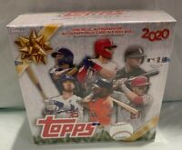 2020 TOPPS HOLIDAY Baseball MEGA BOX WALMART Sealed NEW IN HAND RC MLB Series