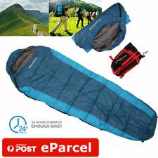 Outdoor Camping Down Sleeping Bag Ultralight Keep Warm Hike Climb Winter Outdoor