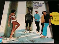 BOOKER T. AND THE M.G.'S Soul Limbo / German Reissue LP STAX FANTASY SXE 009
