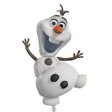 104cm Disney La Reine des neiges bonhomme de Neige Olaf Fête PERSONNAGE feuille