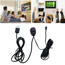 TV Set-top Box IR Infrared Remote Control Receiver Extender Repe Emitter USB K58