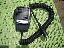 CB Radio Microphone 5 pin din plug for Cobra & UNiden