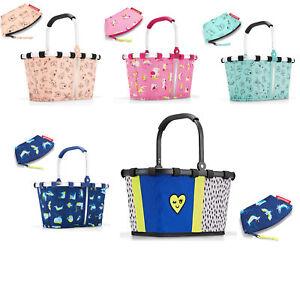 reisenthel Kinder Einkaufskorb carrybag XS kids plus gratis kleine Geldbörse