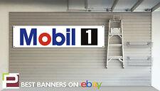 MOBIL 1 OLIO WORKSHOP GARAGE Banner