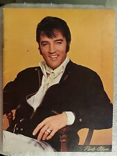 Elvis Photo Album - All Star Shows - 8 1/2 x 11 - 20 pages - 20+ Images - 1970