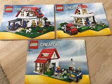 Lego 5771 Instuction Books
