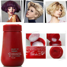 Fashion Unisex Mattifying /finalize Hair Styling GEL Modelling Powder Hairspray