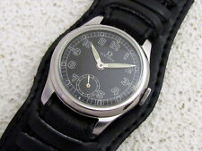 OMEGA LUFTWAFFE PILOTS WWII VINTAGE 1939-1945 SWISS MEN'S WATCH with CAL.26,5SOB
